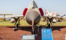 Convair F 106 Delta Dart front view