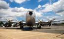 Douglas C 124 Globemaster II front