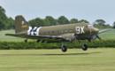 Douglas C 47 DL Skytrain '315087 9X P' landing