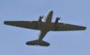 Douglas DC 3 S1C3G 'N8336C' flying