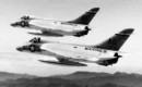 Douglas F4D 1 Skyrays of VMFAW 115 Squadron Able Eagles