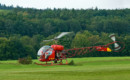 Helicopter Bell 47