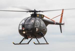 Hughes OH-6 Cayuse