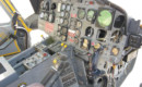 Instrument panel from a Bell 204.