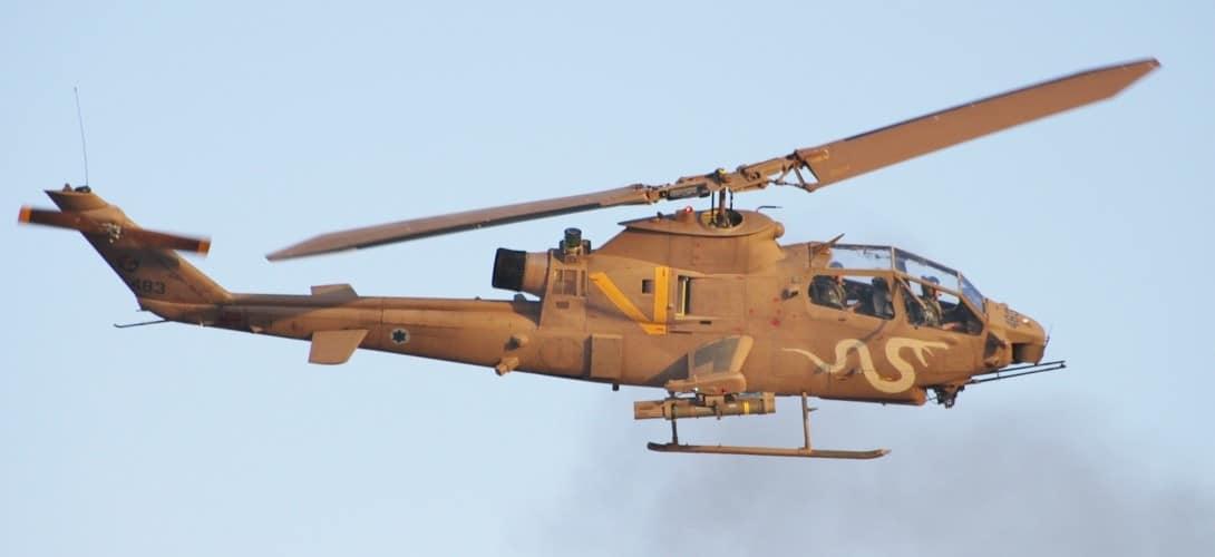 Israeli AH 1 Cobra