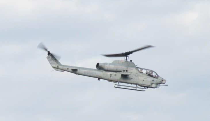 Marines Bell AH 1 Super Cobra