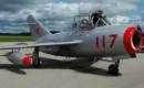 MiG 15 UTI Viper North Inc.