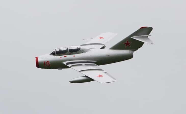 Mikoyan Gurevich MiG 15 1