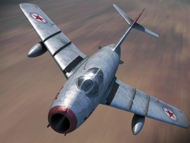 Mikoyan Gurevich MiG 15 Fagot