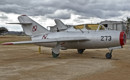 Mikoyan Gurevich MiG 15 Fagot at March Field Air Museum.