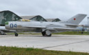 Mikoyan Gurevich MiG 19P 04 blue 1