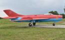 Mikoyan Gurevich MiG 19P 11 yellow