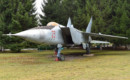Mikoyan Gurevich MiG 25R '25 red'