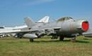 Mikoyan MiG 19PM Farmer E 11 red