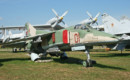 Mikoyan MiG 27 Flogger D 01 red