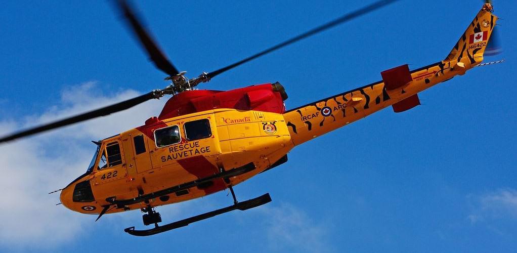 RCAF 146422 Bell CH 146 Griffon