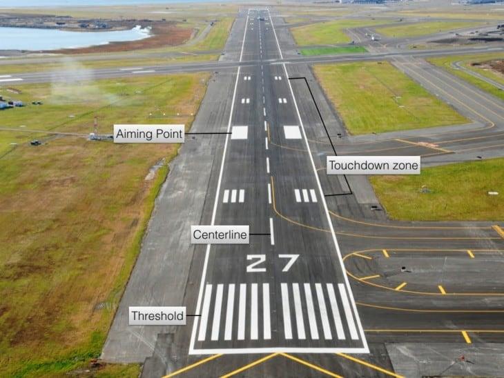 Runway Touchdown Zone