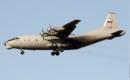 Russia Air Force Antonov An 12BK