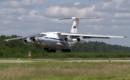 Russian Air Force Ilyushin Il 76MD Landing