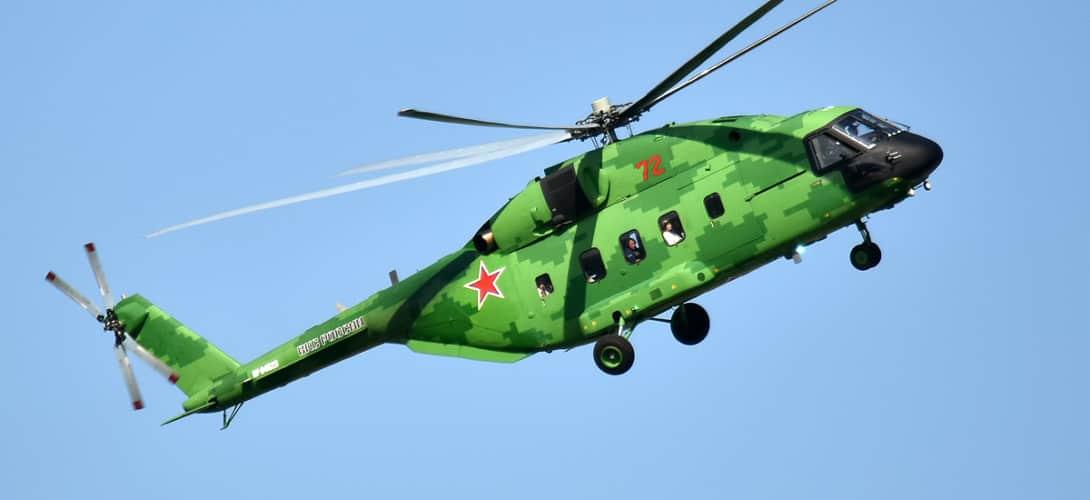 Russian Air Force Mil Mi 38T