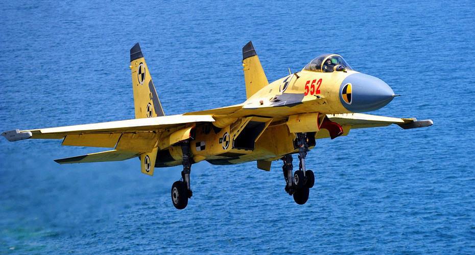 Shenyang J 15 fighter