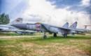 Soviet Supersonic Interceptor Mikoyan Gurevich MiG 25