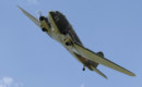 The Douglas C 47 Dakota of the BBMF flying