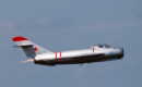 The Mikoyan Gurevich MiG 17 Fresco