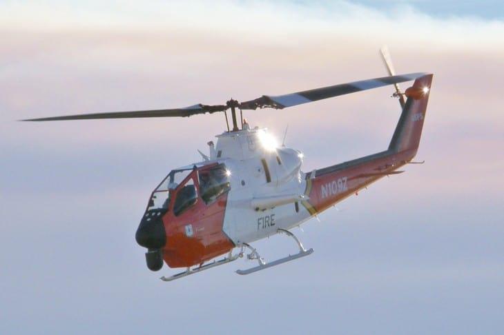 USFS AH 1 Bell 209