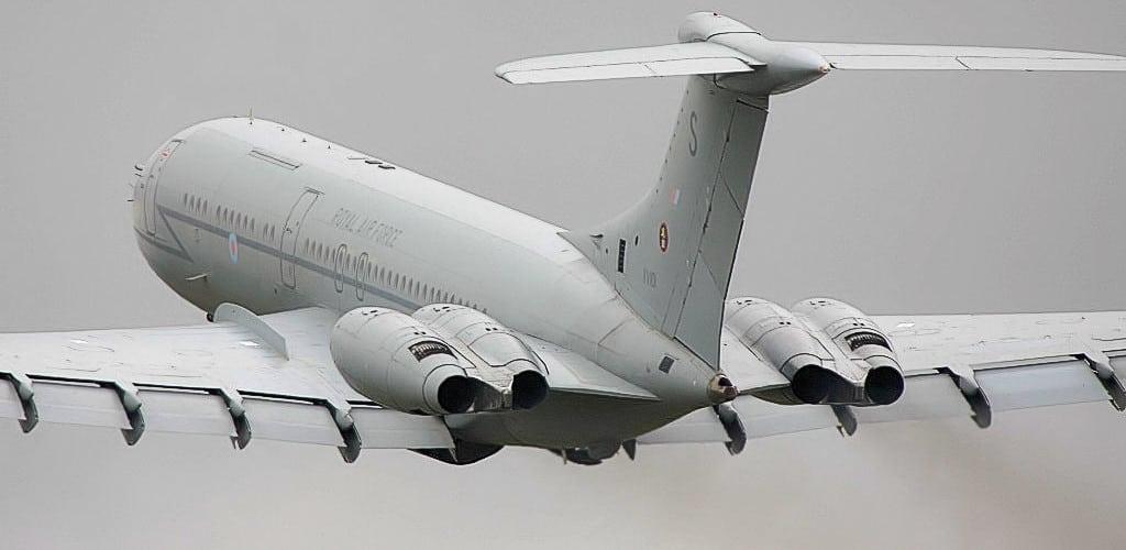 Vickers VC10 at RIAT 2008