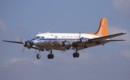 ZS AUB Douglas DC 4 South African Airways