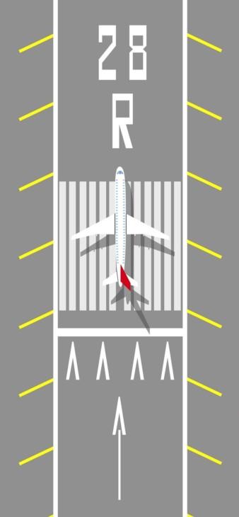 airport runway number