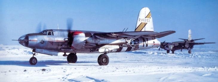 397th Bombardment Group Martin B 26B 55 MA Marauder.