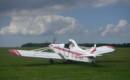 A Piper PA 25 Pawnee G BFRY preparing to aerotow a glider.