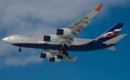 Aeroflot Russian AirlinesIlyushin Il 96 300 RA 96015