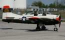 C GDKR North American T 28B Trojan