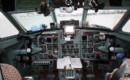 Cockpit of Yakovlev YAK 40 Orsha Air EW 464PS
