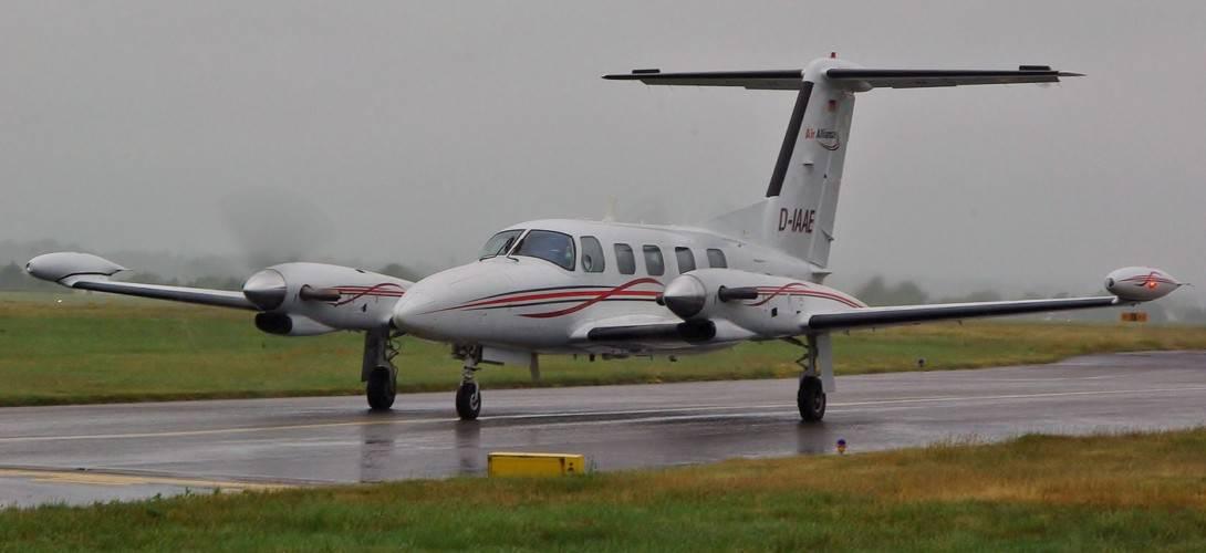 D IAAE. Piper PA 42 720 Cheyenne IIIA