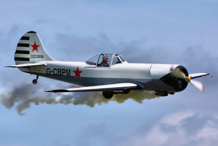 G CBPM Yak 50