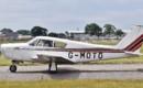 G MOTO. Piper PA 24 180 Comanche.