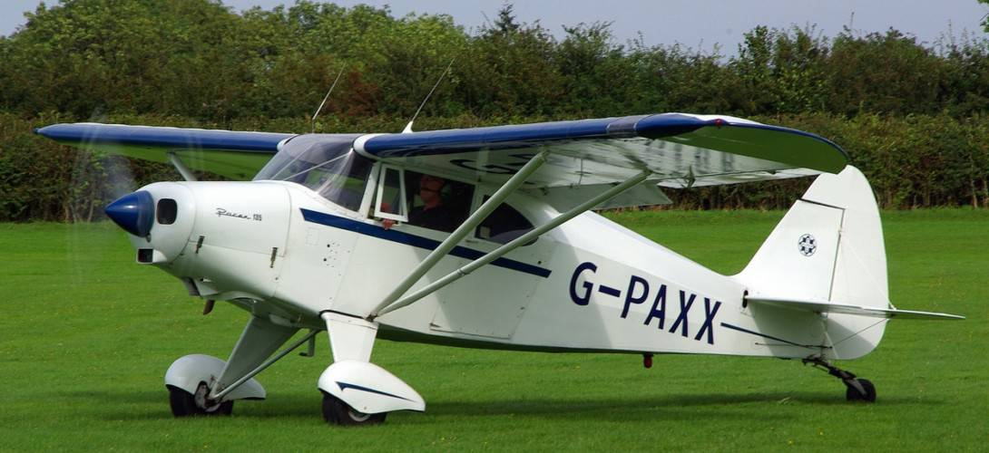 G PAXX. Piper PA20 135 Pacer