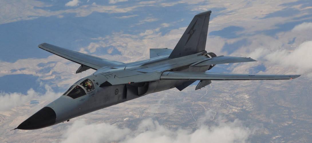 General Dynamics F 111 Aardvark 1