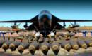 General Dynamics F 111 Aardvark weapons load.