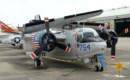 Grumman C 1A Trader folded wings Naval Aviation Museum