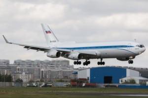 Ilyushin Il-96 400