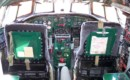 Lockheed L 749 Constellation Cockpit