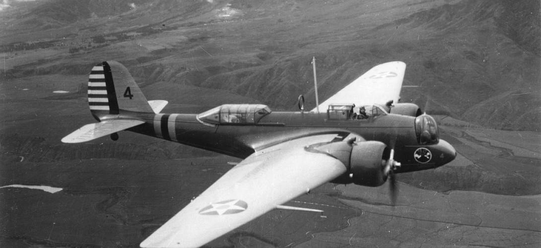 Martin B 10 variant of the 23d Bombardment Squadron.