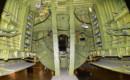 Martin B 26G Marauder interior view of the bomb bay.