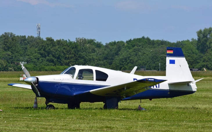 Mooney M20C Mark 21 D ECRI