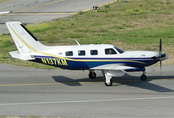 N137KM Piper PA 46 500TP Malibu Meridian